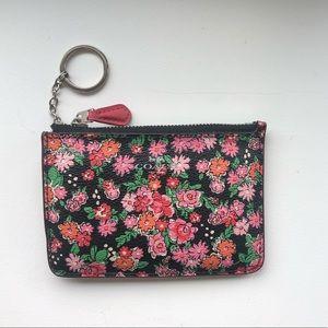 NWOT Coach Flower Wallet